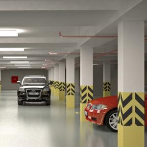 Автостоянки, паркинги Мегиона