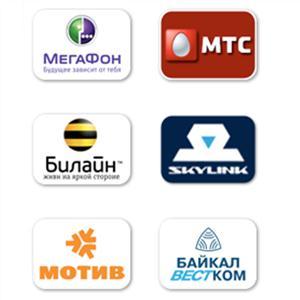 Операторы сотовой связи Мегиона