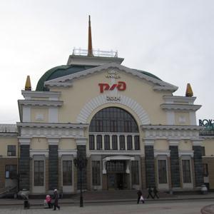 Железнодорожные вокзалы Мегиона